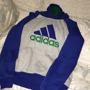 NWOT Boys Adidas Sweatshirt